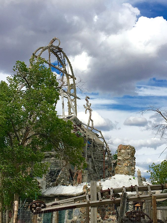 Thunder Mountain Monument