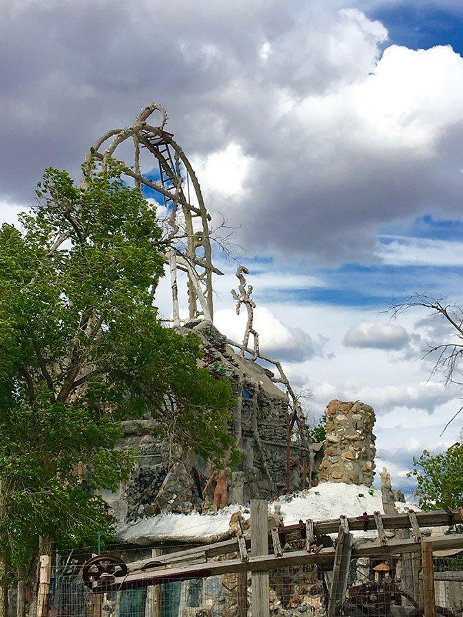 Thunder Mountain Monument