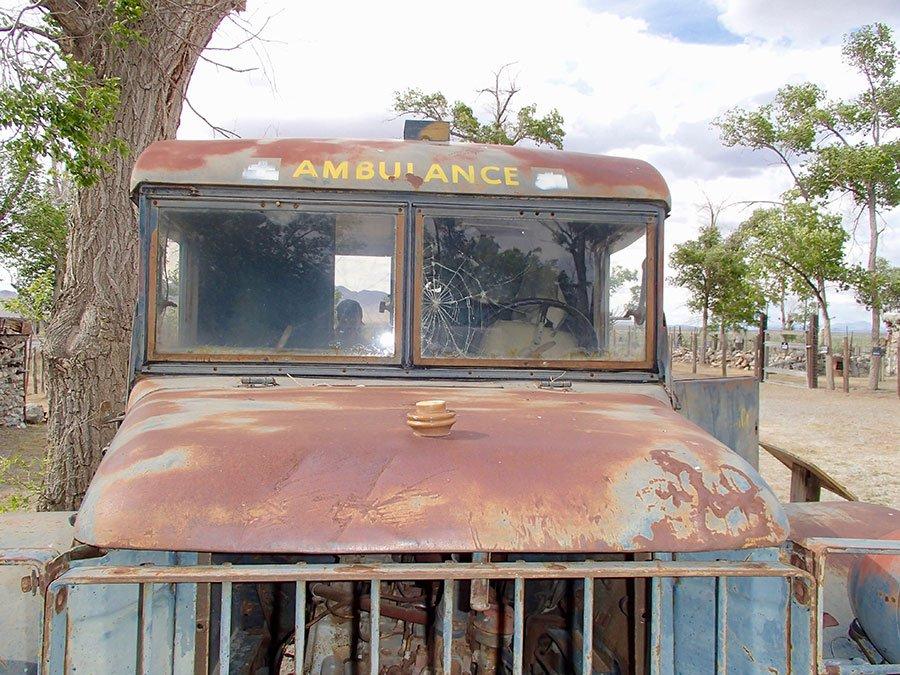 1951-52 M43 Ambulance