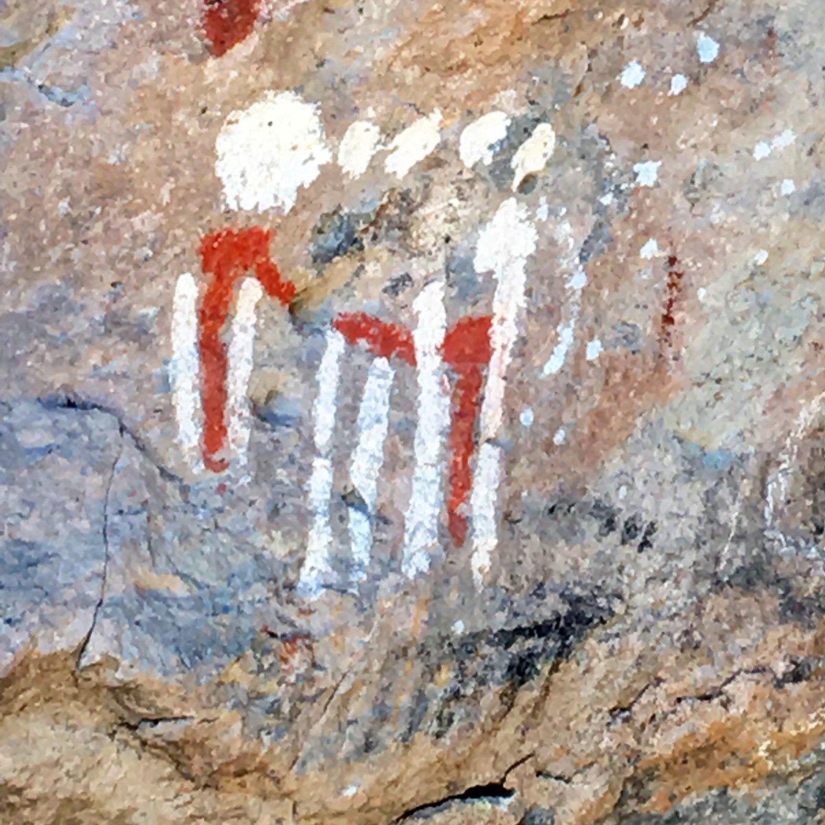 Toquima Cave Pictographs