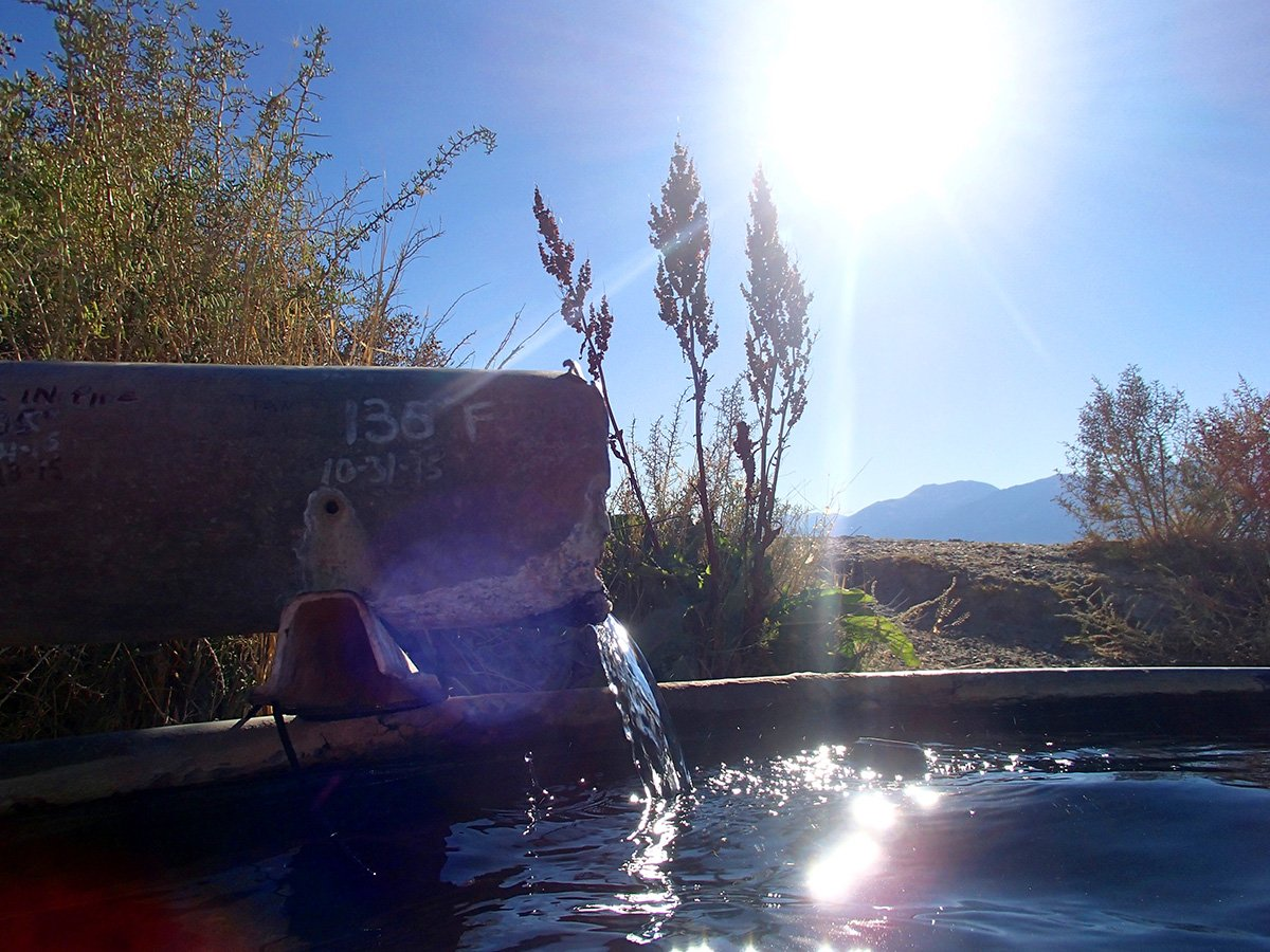 Spencer Hot Springs