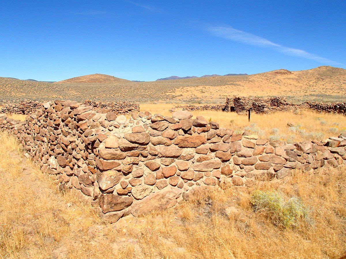 Rock Creek Station, Pony Express
